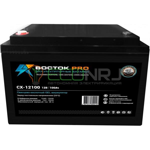 Аккумуляторная батарея ВОСТОК PRO СХ-12100