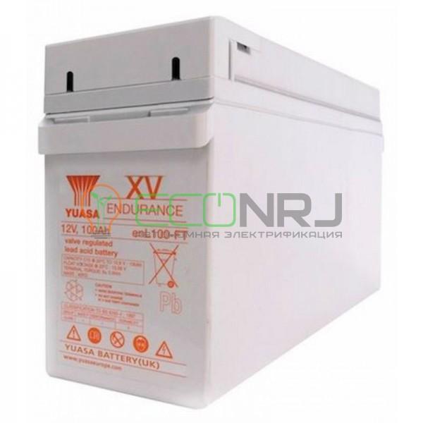 Аккумуляторная батарея Yuasa ENL 100-12FT