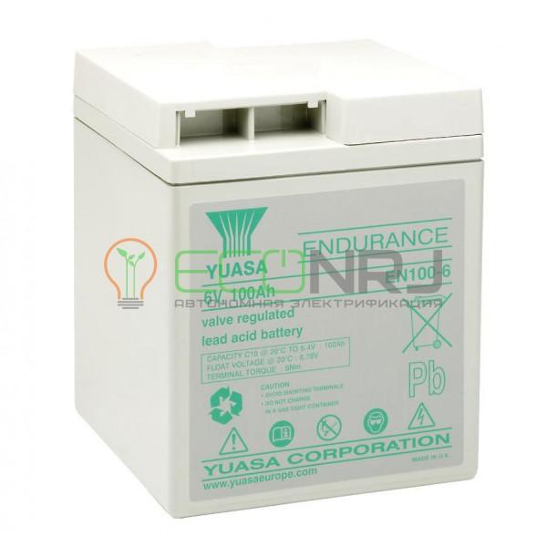 Аккумуляторная батарея Yuasa EN 100-6