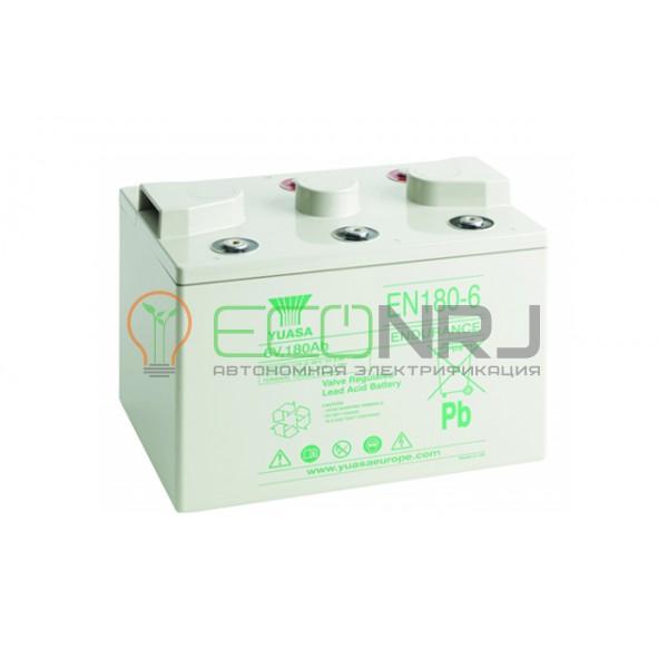Аккумуляторная батарея Yuasa EN 180-6