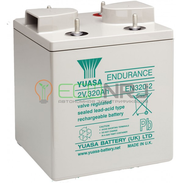 Аккумуляторная батарея Yuasa EN 320-2