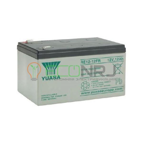Аккумуляторная батарея Yuasa RE 12-12
