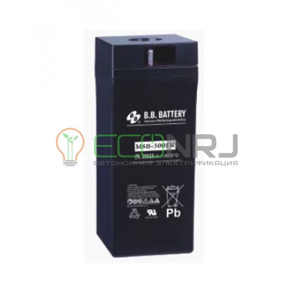 Аккумуляторная батарея B.B.Battery MSB 300-2FR