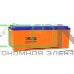 Инвертор (ИБП) Stark Country 1000 Online, 12А + АКБ Delta DTM 12230 L