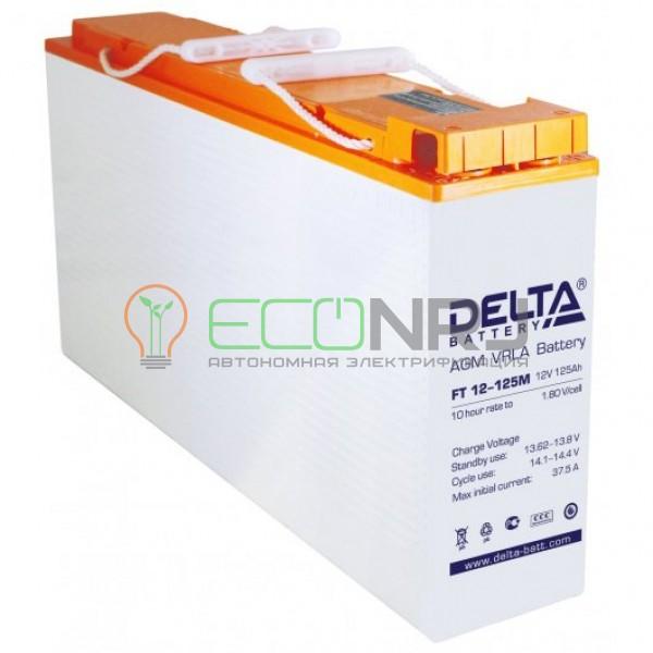 Аккумуляторная батарея Delta FT 12-125 M