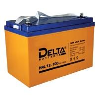Аккумуляторная батарея Delta HRL 12-100