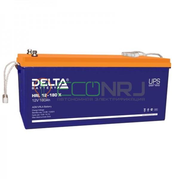Аккумуляторная батарея Delta HRL 12-180 X