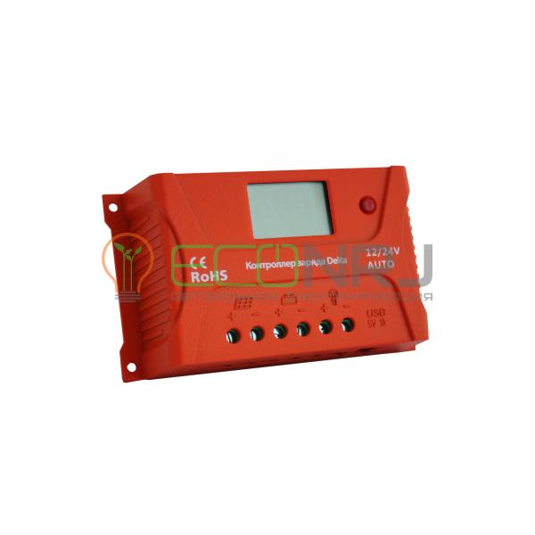 Контроллер заряда Delta PWM 2420