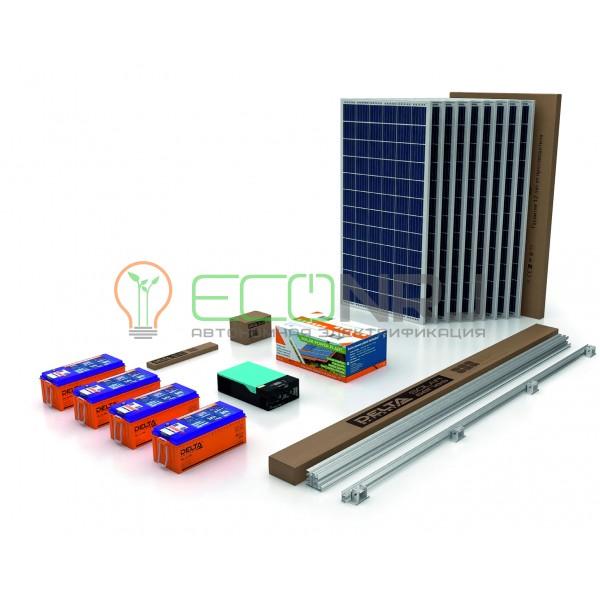 Солнечная электростанция DELTA ECO 5