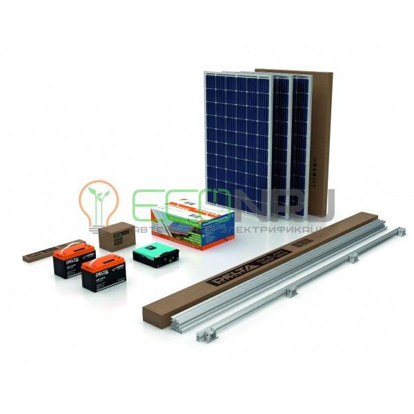 Солнечная электростанция DELTA ECO 3