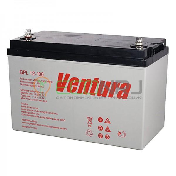 Аккумуляторная батарея Ventura GP 12-100