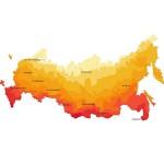 Регионы России, в которых целесообразно устанавливать солнечные батареи
